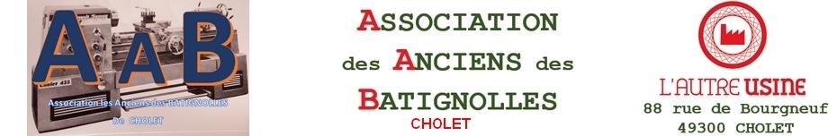 association des anciens des batignolles cholet